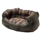 Barbour Wax Cot 24 Inch Dog Bed