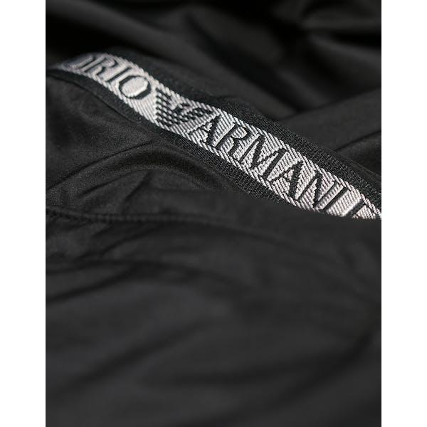 Coupe-vent Emporio Armani Logo Tape Windbreaker