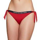 Tommy Hilfiger Cheeky Side Tie Dół bikini