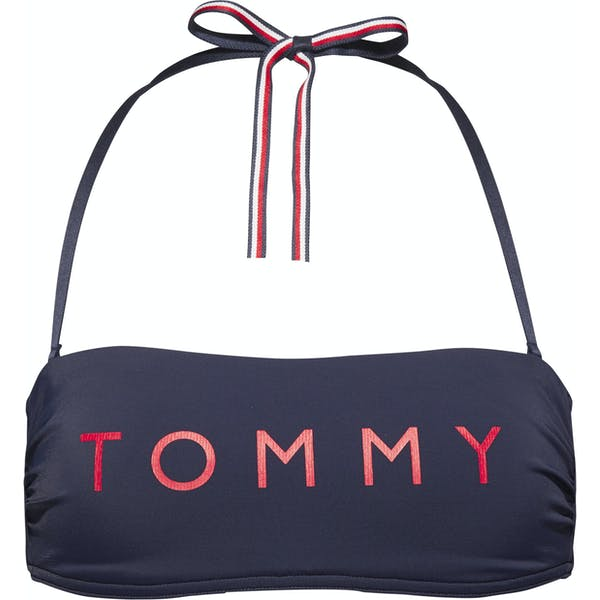 Tommy Hilfiger Essential Bandeau Góra bikini
