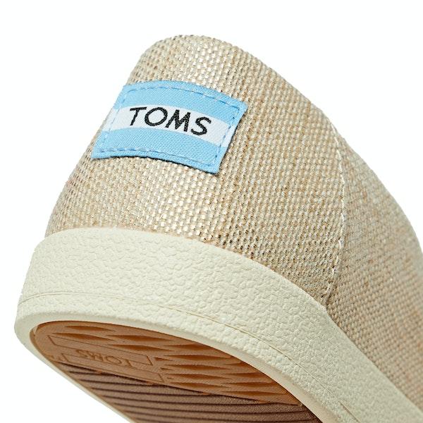 Toms Avalon Womens スリップオンシューズ