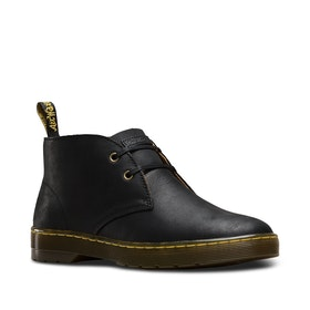 Dr Martens Cabrillo Men's Boots - Black Wyoming