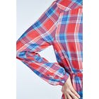 Robe Jack Wills Hedley Checked Wrap