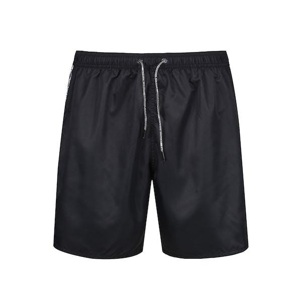 Emporio Armani Logo Tape Swim Shorts
