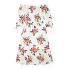 Cath Kidston Off Shoulder Cotton Dress