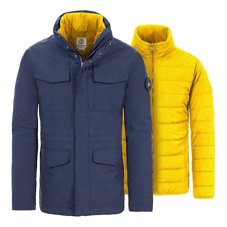 Timberland Dv Snwdn 3n1 M65 Dress Blues Jacket Dress Blues
