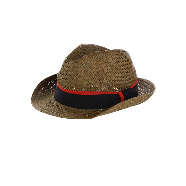Hackett Straw Herr Trail Hat