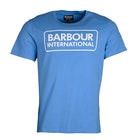 Barbour International Essential Large Logo , Kortärmad T-shirt