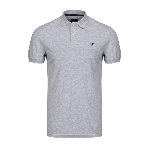 Hackett Slim Fit Logo Polo Shirt