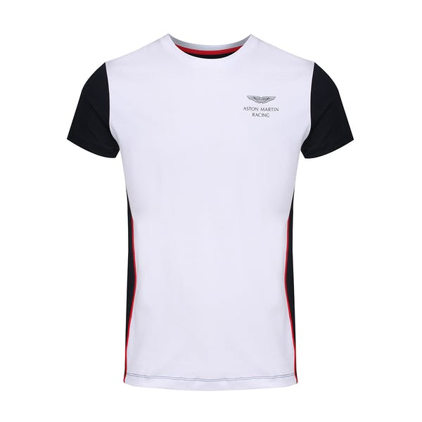 Hackett Amr Contrast Back Short Sleeve T-Shirt