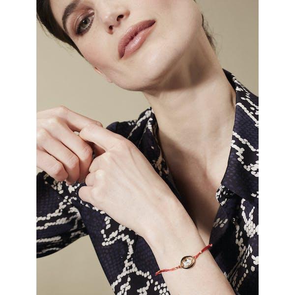 Bracelet Karen Millen Crystal Twist