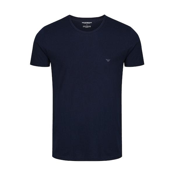 Emporio Armani Core Logoband 2 Pack Koszulka z krótkim rękawem