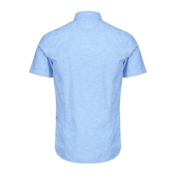 Camisa de manga corta Hombre BOSS Magneton 1