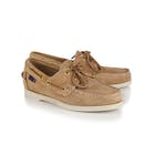 Sebago Docksides Portland Suede W Dress Shoes