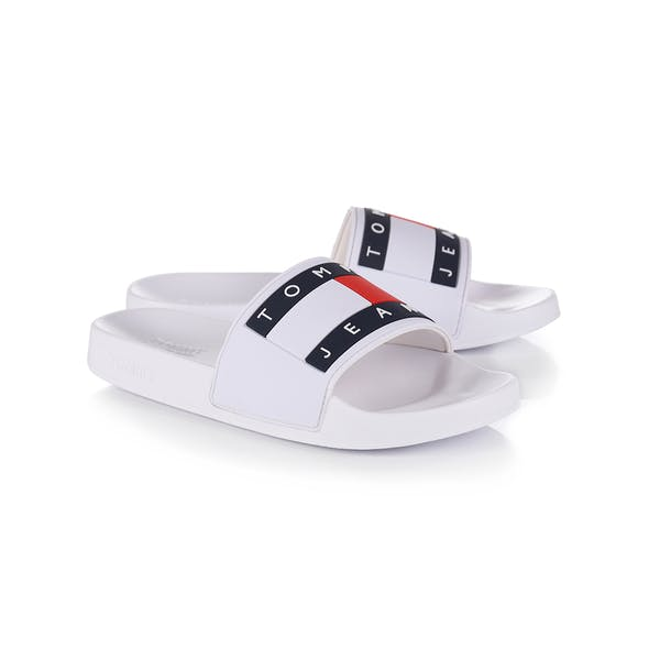 Sliders Tommy Jeans Flag