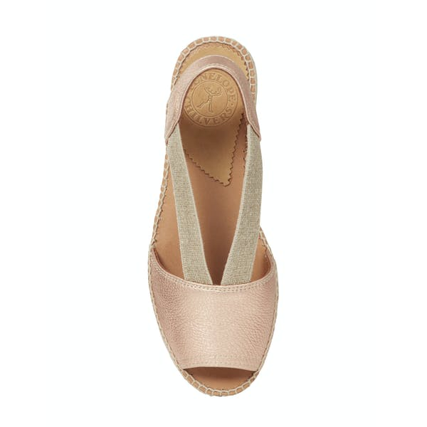 Penelope Chilvers Etna Leather Women's Espadrilles
