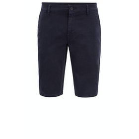 BOSS Schino slim Shorts - Navy