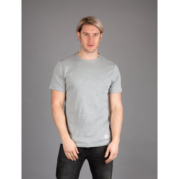 T-Shirt à Manche Courte Peregrine Made In England Classic Cotton Mie