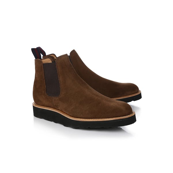 Sanders Made in England Chelsea Men's Boots
