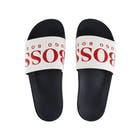 Sandales BOSS Solar Slide Logo