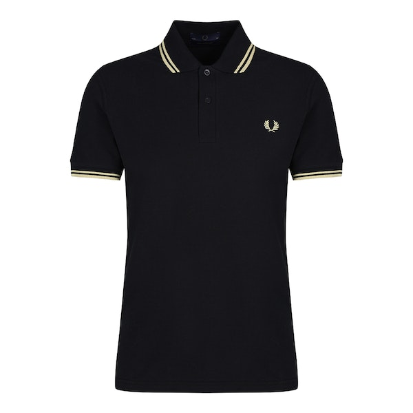 Fred Perry Re Issues 'Made in England' Twin Tipped Polokošile