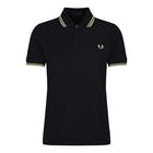 Fred Perry Re Issues Made In England Twin Tipped Poloskjorte