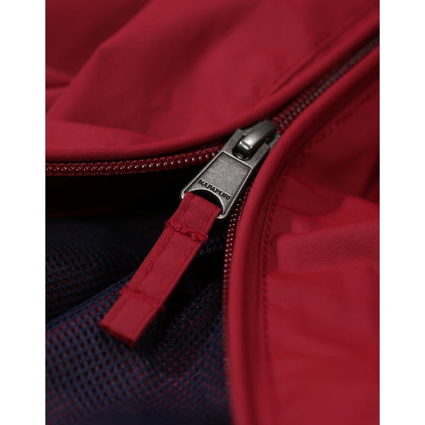 Napapijri Rainforest S Pkt Rhubarb Red Jacket