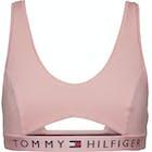 Tommy Hilfiger Bold Elastic Cut Out Women's Bra