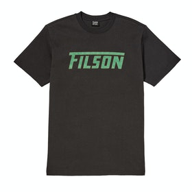 Filson Outfitter Graphic Short Sleeve T-Shirt - Ottergreen