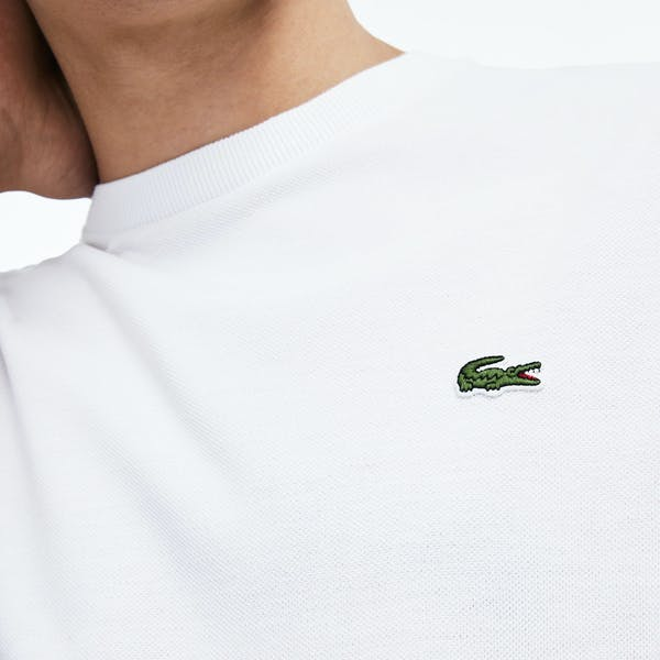 Lacoste Made In France Kortermet t-skjorte