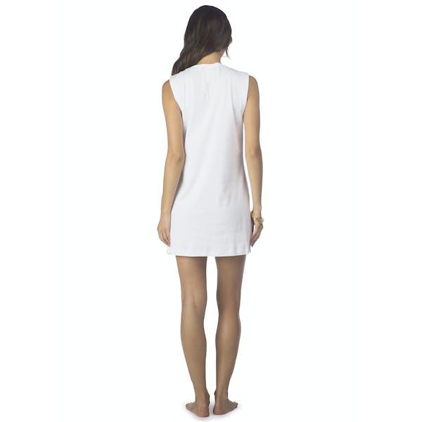 Ralph Lauren Button Tunic Damen Kleid