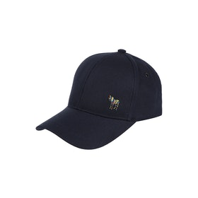 Cappello Paul Smith Zebra Baseball - Navy