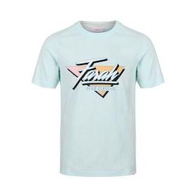 Farah Hadley Graphic Short Sleeve T-Shirt - Green Isle
