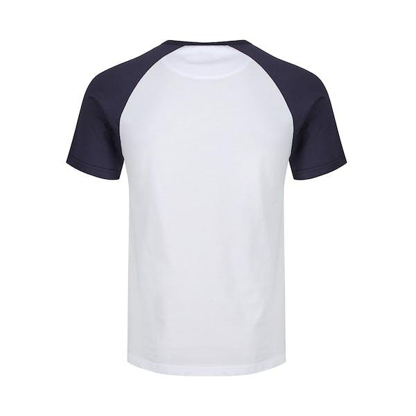 Farah Zemlak Raglan Koszulka z krótkim rękawem