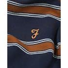Farah Sefton Stripe Koszulka polo
