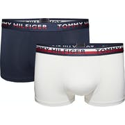 Tommy Hilfiger 2 Pack Low Rise Boxershorts