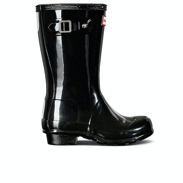 Hunter Original Gloss Kid's Wellington Boots