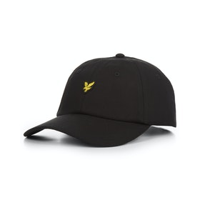 Cappello Lyle & Scott Vintage Baseball - True Black