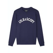 Lyle & Scott L And S Logo Sweater