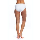 Ralph Lauren Bcs Wide Shirred Band Hipster Bikiniunterteil