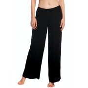 Lauren Ralph Lauren Crincle Rayon Smocked Women's Trousers