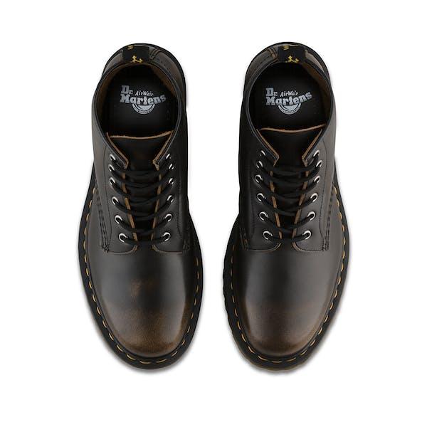 buy good meet cozy fresh Dr Martens 101 Boots - Butterscotch Vintage | Country Attire UK