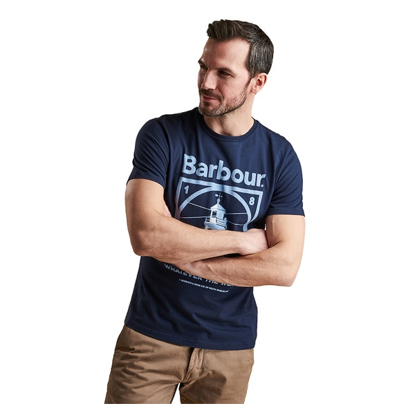 Barbour Tarbert Short Sleeve T-Shirt