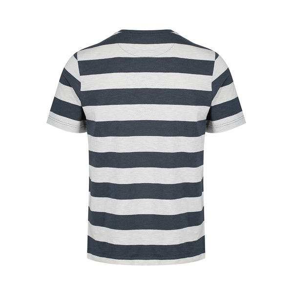 Farah Raz Stripe Short Sleeve T-Shirt