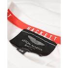 Hackett Aston Martin Racing Printed Langermet t-skjorte