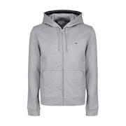 Lacoste Sweatshirt Kapuzenpullover mit Reißverschluss