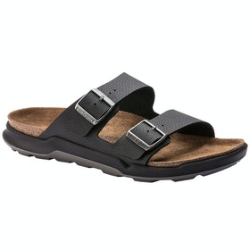 Birkenstock Arizona Sandals - Desert Soil Black