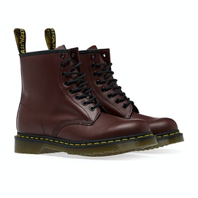 Dr Martens 1460 Stiefel - Cherry Red Smooth