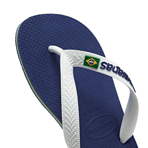 Havaianas Brasil Logo Kid's Sandals