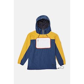Bleu de Paname Tunique Anglaise Jacket - Jaune